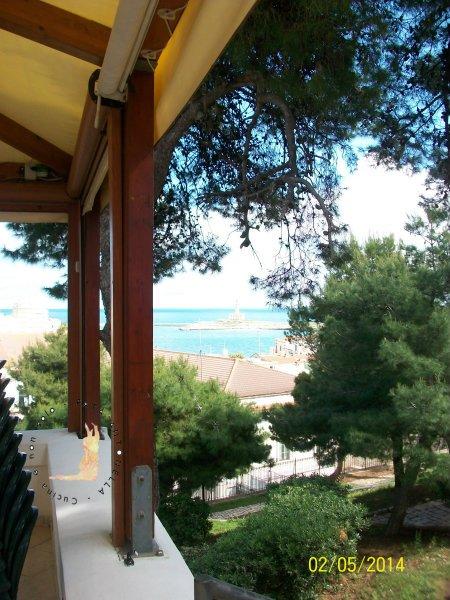 Borgo del Nespolo_Il mare dalla terrazza