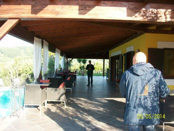 Borgo del Nespolo_Il proprietario e mio marito
