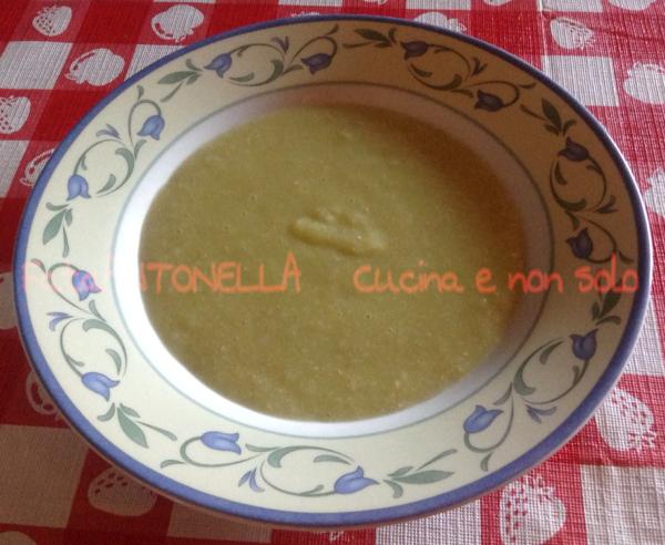 crema di cetrioli fredda ricetta raffinata fata antonella