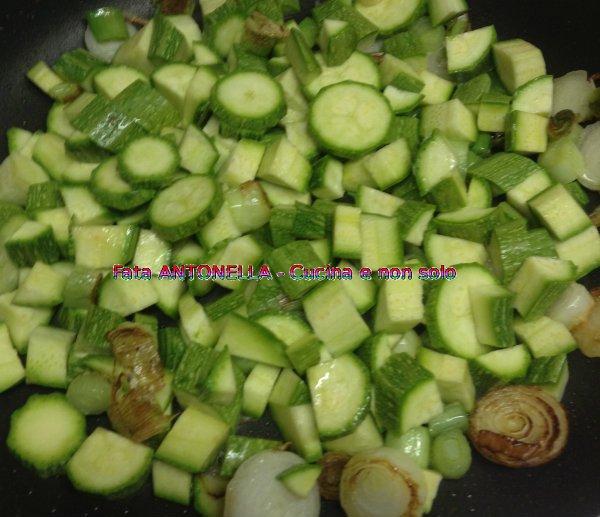 Torta salata di zucchine fataantonella