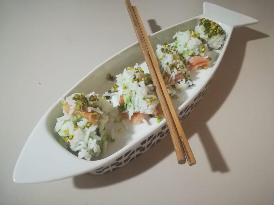 Sushi ricetta italiana