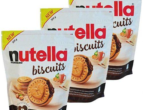 Lo sapevi che…Nutella biscuits a ruba (?!)