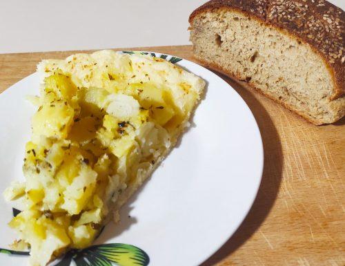 Torta di patate