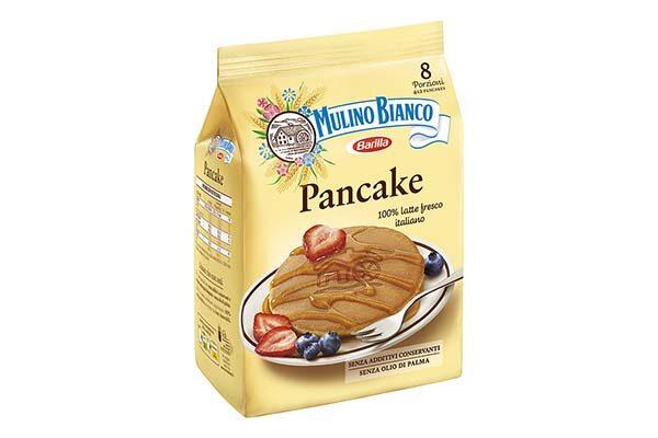 Lo sapevi che….pancake Mulino Bianco??