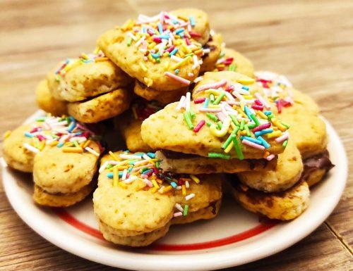 Biscotti veloci senza burro e senza uova