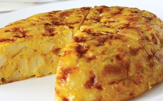 Tortilla spagnola – Tortilla de patatas