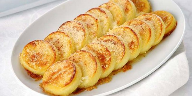 Ricetta Gnocchi di semolino (alla romana), calorie e ...