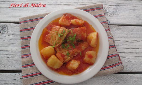 Baccalà e patate