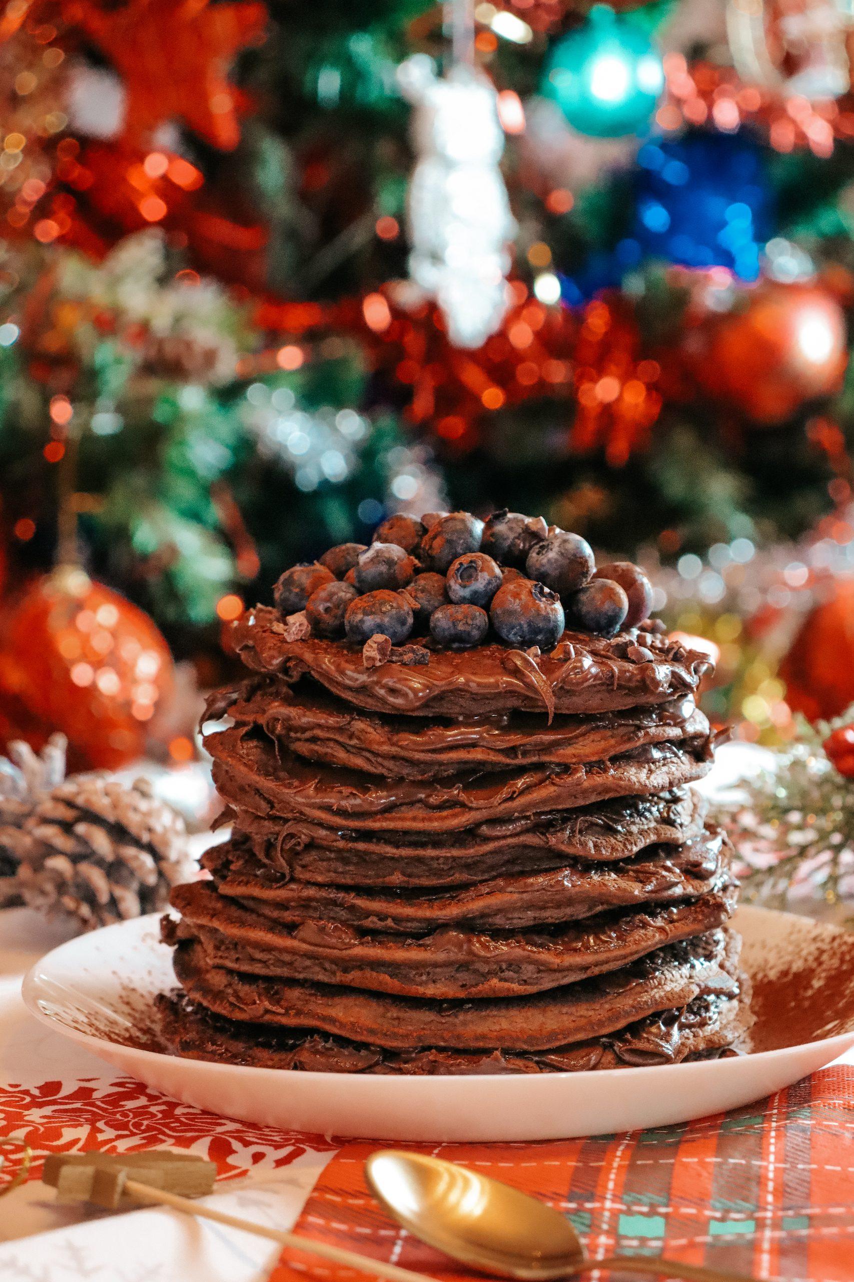 Fit Pancakes Natalizi