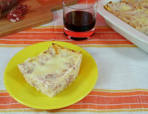 Lasagne del salumiere