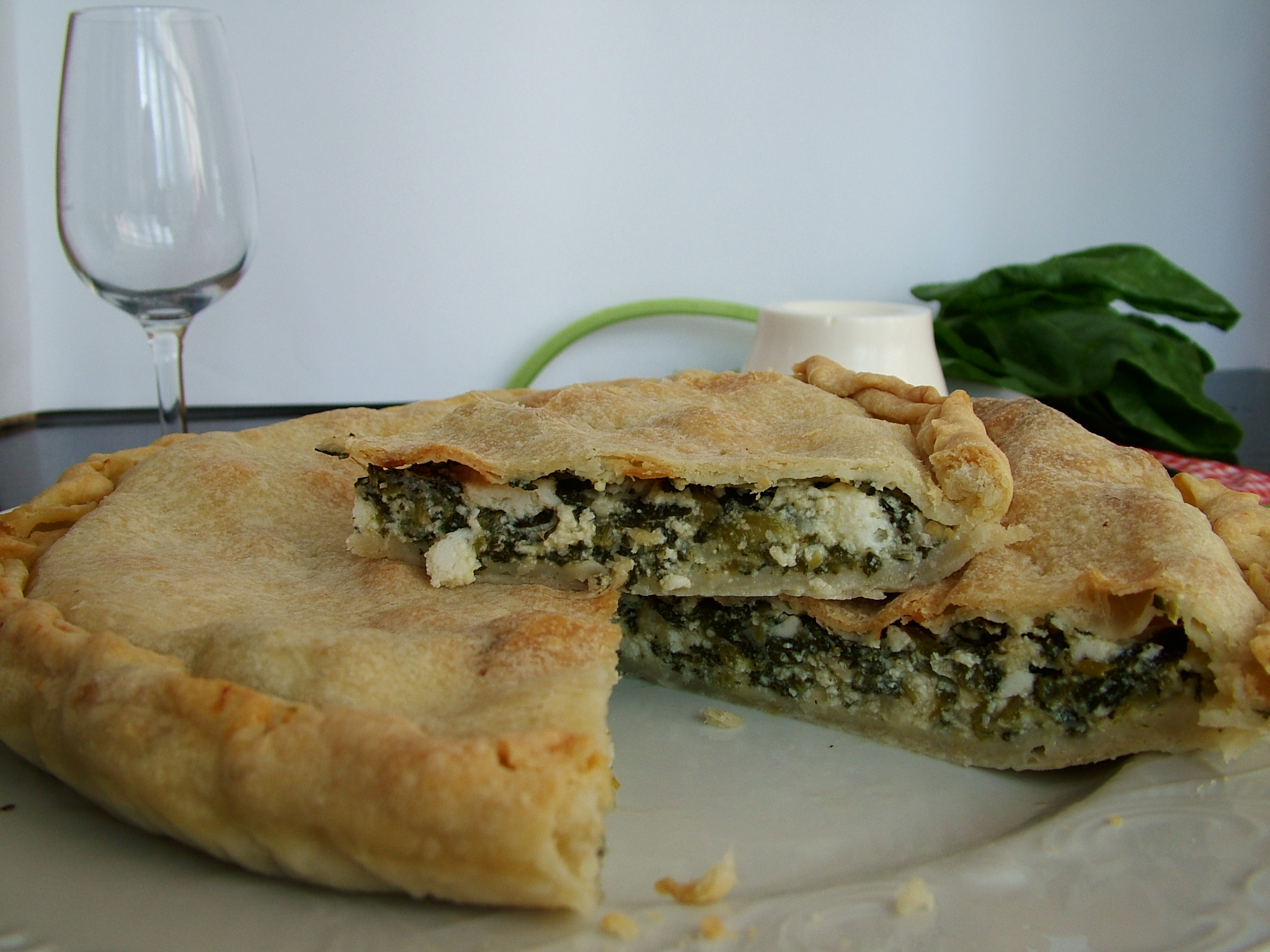 Torta verde 2