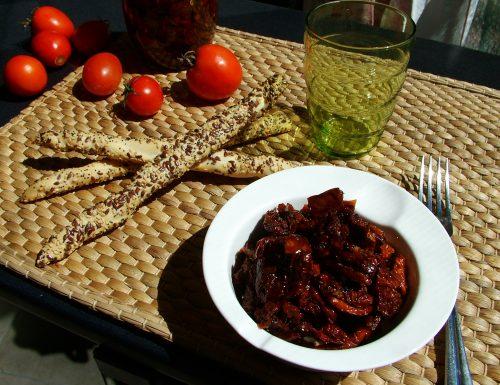 Pomodori secchi sott'olio *