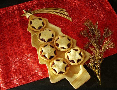 Mince pie (dolcetti di Natale tipici inglesi)