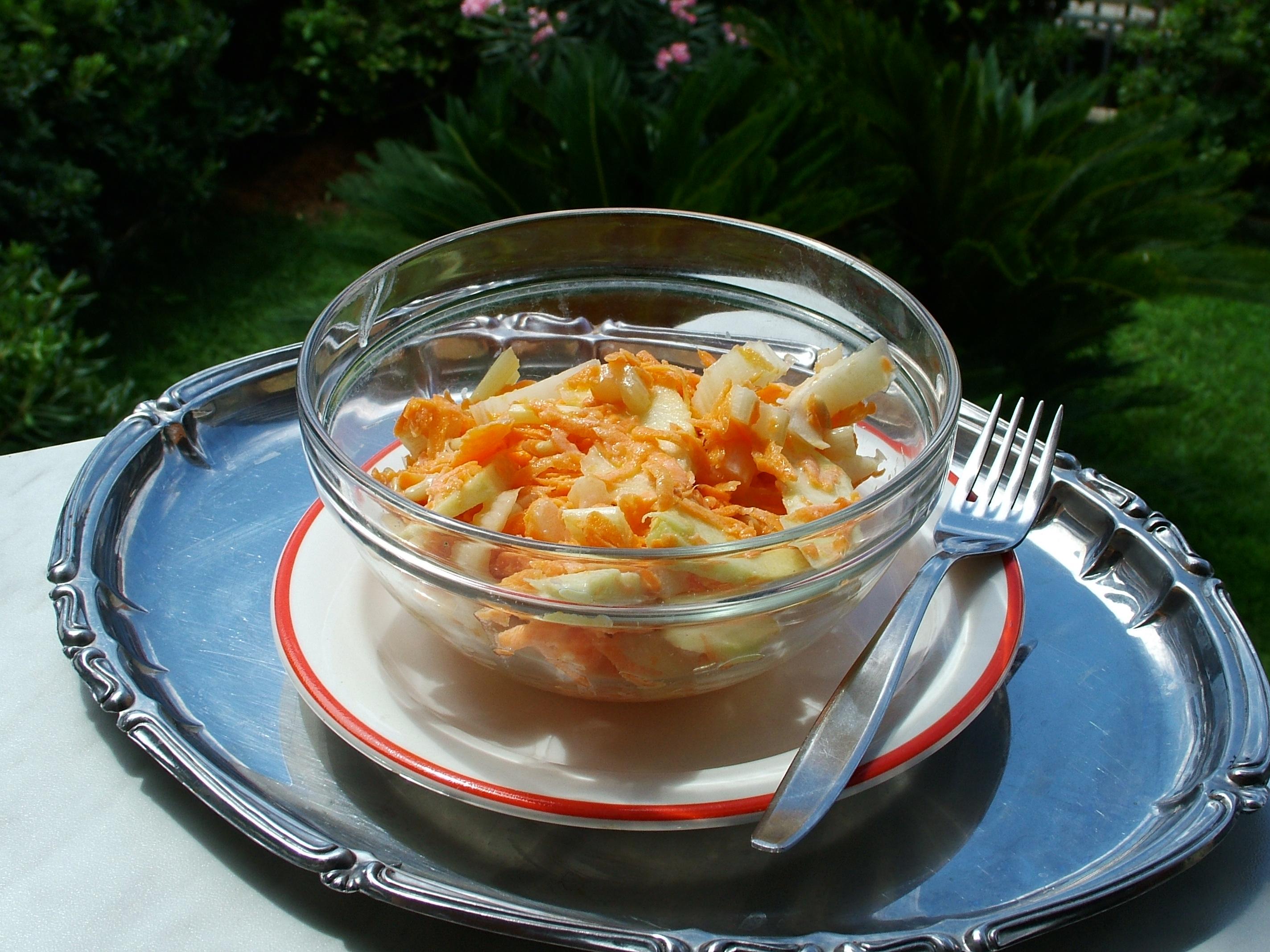 Pranzo Yogurt Magro : Insalata sfiziosa allo yogurt il folletto panettiere