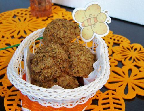 Polpette veg con quinoa e semi di lino*