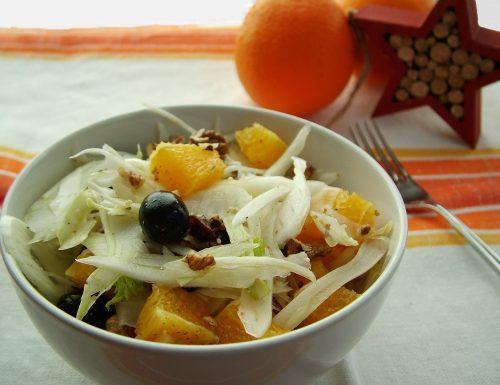 Insalata di finocchi e arance *
