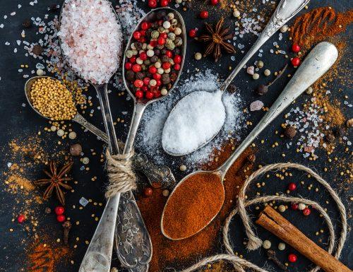 Conosciamo gli alimenti: le spezie