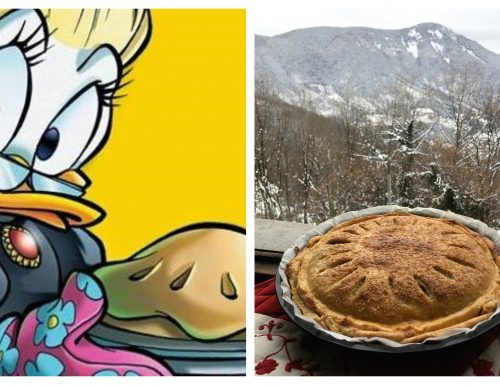 Apple pie (la torta di mele di Nonna Papera)