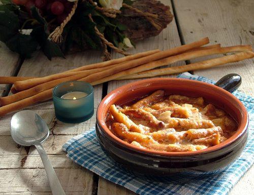 Supa dij mort (zuppa tipica della Val di Susa)