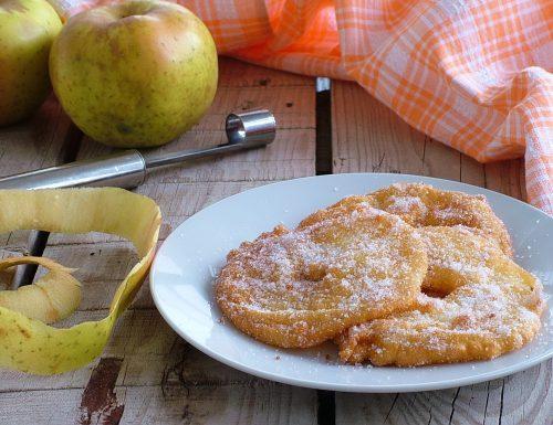 Frittelle di mele – ricetta tipica piemontese