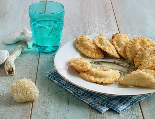 Ravioli fritti ripieni di pesce – idea antipasto per Natale e Capodanno