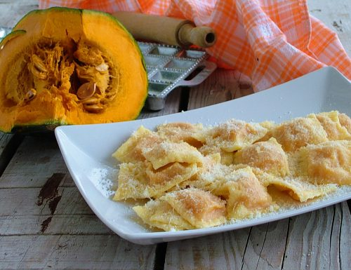 Tortelli di zucca mantovani, la ricetta originale