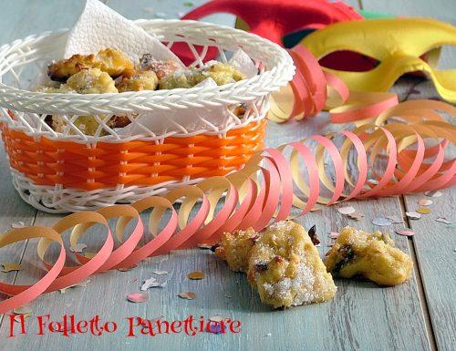 Dolcetti di semolino – dolci di Carnevale non fritti