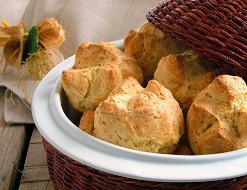 Panini senza lievito –  pronti in pochi minuti e con ingredienti che tutti abbiamo in casa