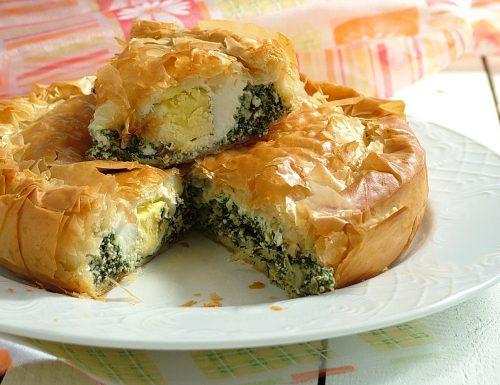 Torta pasqualina metodo furbo