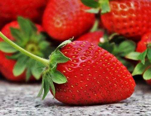 Conosciamo gli alimenti: le fragole