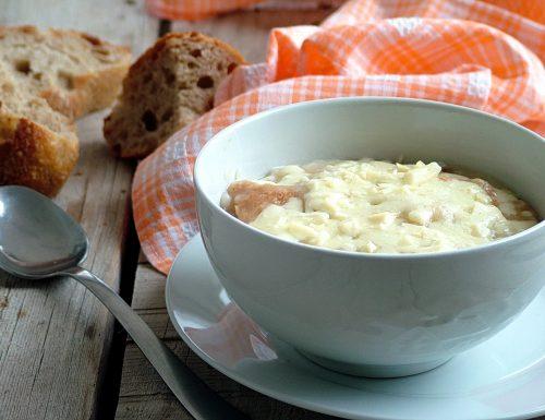 Panada – zuppa di pane cotto tipica del Piemonte