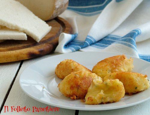 Crocchette di formaggio – idea sfiziosa per l'aperitivo