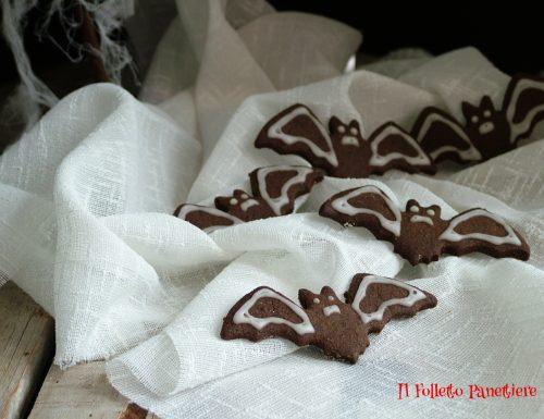 Biscotti pipistrello – dolcetti per Halloween senza glutine