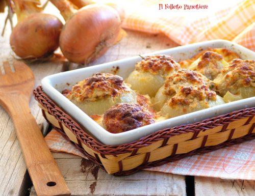 Cipolle ripiene (siole pien-e) – ricetta tipica piemontese