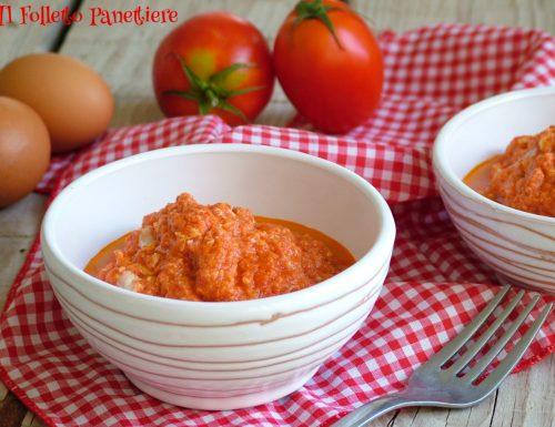 Euv e tomatiche – uova strapazzate al pomodoro (ricetta piemontese)