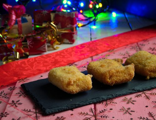Fagottini di crespelle – finger food per Natale