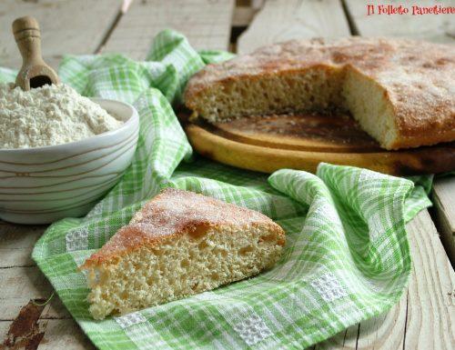 Focaccia di Susa – ricetta tradizionale piemontese con lievito madre