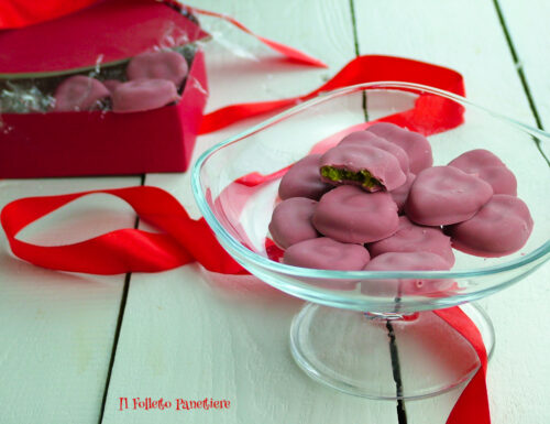 Praline al cioccolato Ruby – idea regalo per San Valentino