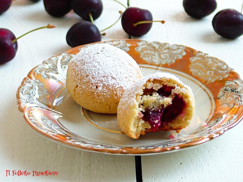 dolcetti alle ciliegie
