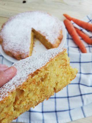 torta di carote senza bilancia vert 3