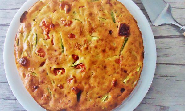 Torta salata 7 vasetti soffice e veloce