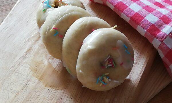 Taralli dolci di Pasqua