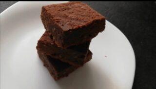 Brownies fatti in casa