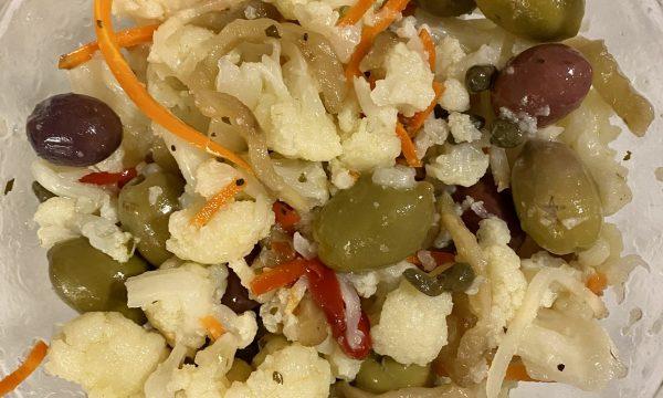 Cavolo all'insalata