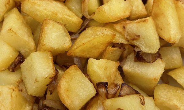 Patate e cipolla