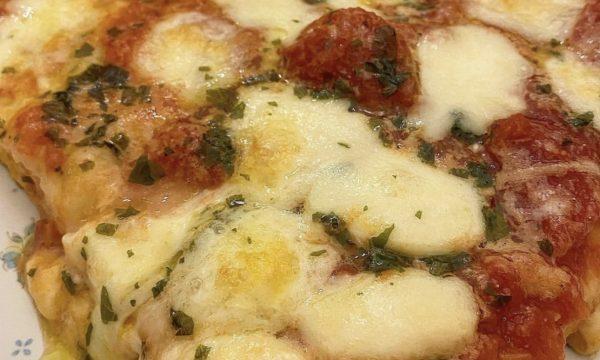 Pizza Margherita (20h di lievitazione)