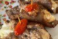 Cannoli di carne macinata