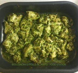 pollo al pesto 4