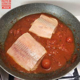 salmone con pomodorini 6