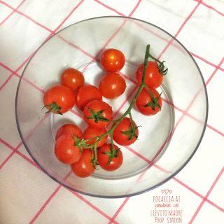 focaccia ai pomodorini 5
